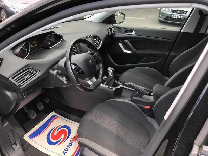 Photo 9 de l'offre de PEUGEOT 308  SWII 1.2I-110STYLE S&S GPS RADAR GAR6MOIS à 10990€ chez Triplo auto