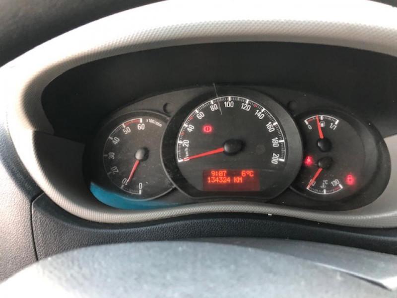 Photo 9 de l'offre de OPEL MOVANO L2H2 2.3 CDTI - 125 FOURGON CLIM ATTELAGE TVA RECUPERABLE à 10990€ chez Triplo auto