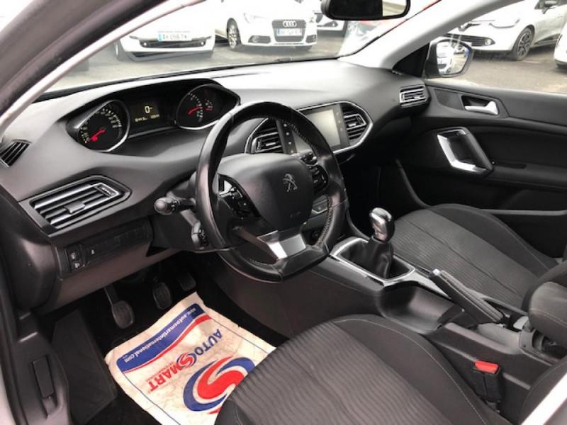 Photo 11 de l'offre de PEUGEOT 308  SW 1.6 HDI 92 ACTIVE GPS RADAR à 7490€ chez Triplo auto
