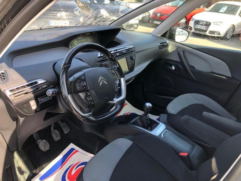 Photo 13 de l'offre de CITROEN C4 PICASSO 1.6 BHDI 120 7PLACES S&S INTENSIVE GPS RADAR à 13390€ chez Triplo auto