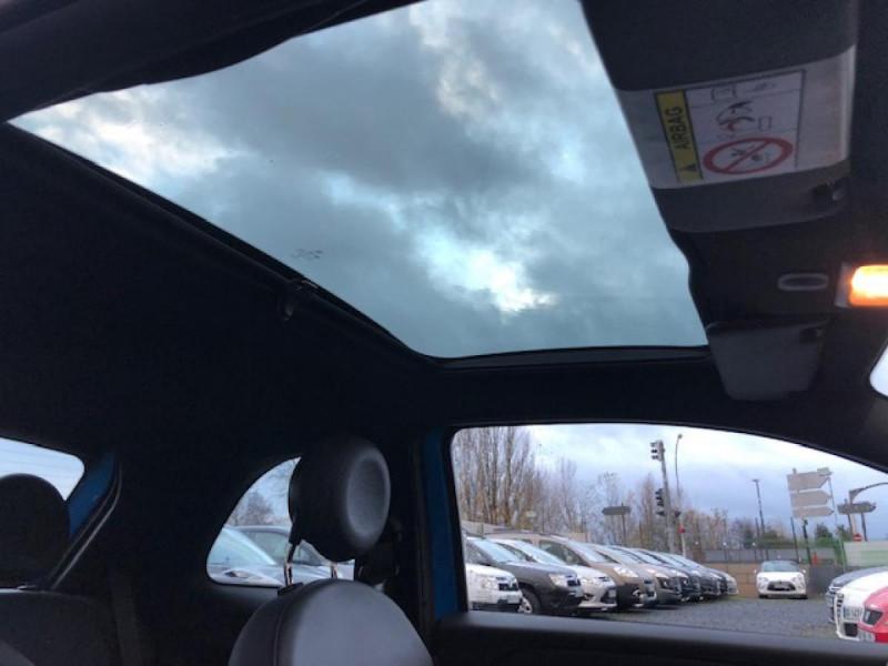 Photo 15 de l'offre de FIAT 500 S 1.2I - 69 CLIM RADAR TOIT UCONNECT à 9850€ chez Triplo auto