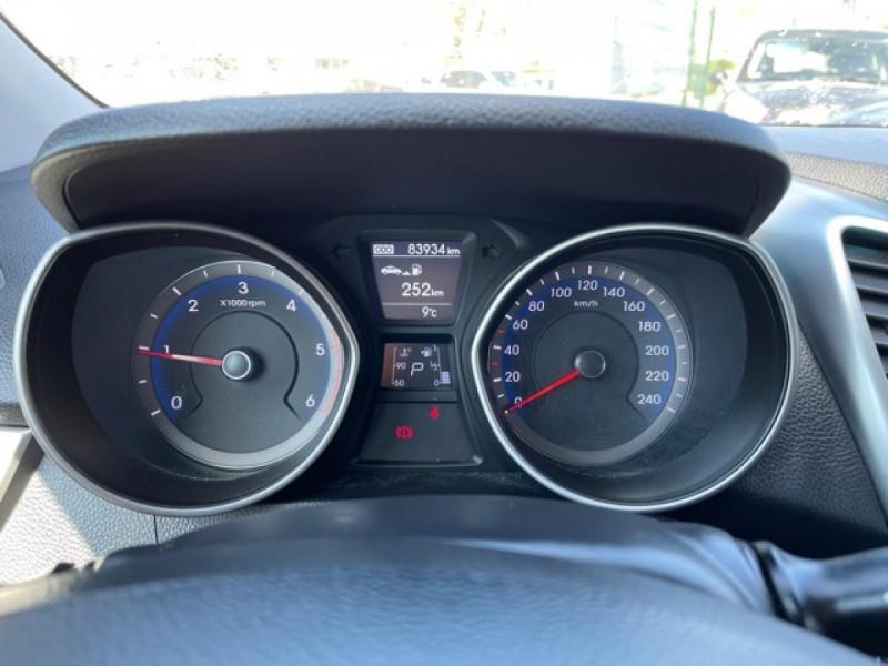 Photo 20 de l'offre de HYUNDAI I30 1.6 CRDI - 110 - BVA DCT-7 EXECUTIVE GPS à 10990€ chez Triplo auto