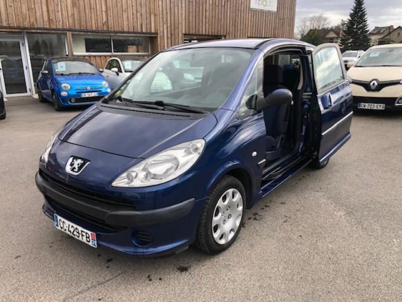 Photo 9 de l'offre de PEUGEOT 1007 1.4I  TRENDY  CLIM GAR3MOIS à 4990€ chez Triplo auto
