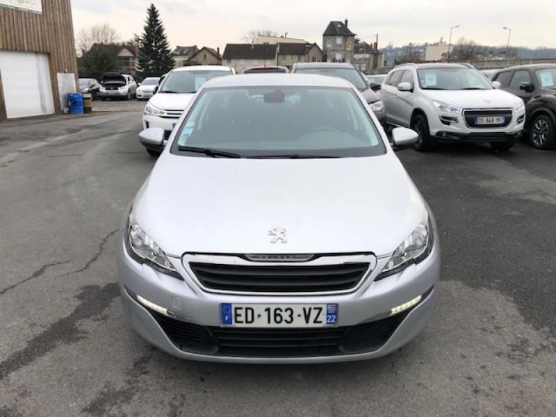 Photo 8 de l'offre de PEUGEOT 308  SW 1.6 HDI 92 ACTIVE GPS RADAR à 7490€ chez Triplo auto