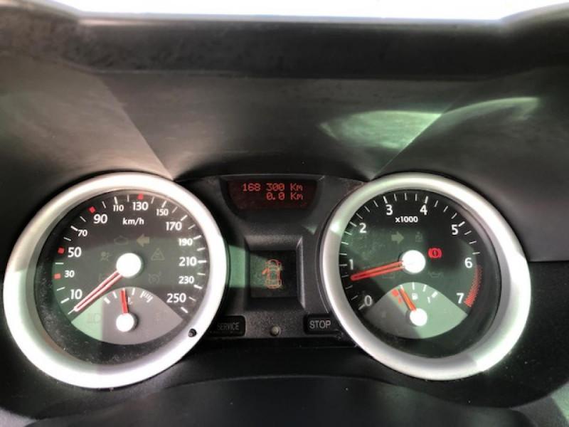 Photo 10 de l'offre de RENAULT MEGANE MéGANE CC 1.6I 16V - 116  II CC SPORT DYNAMIQUE  à 3990€ chez Triplo auto