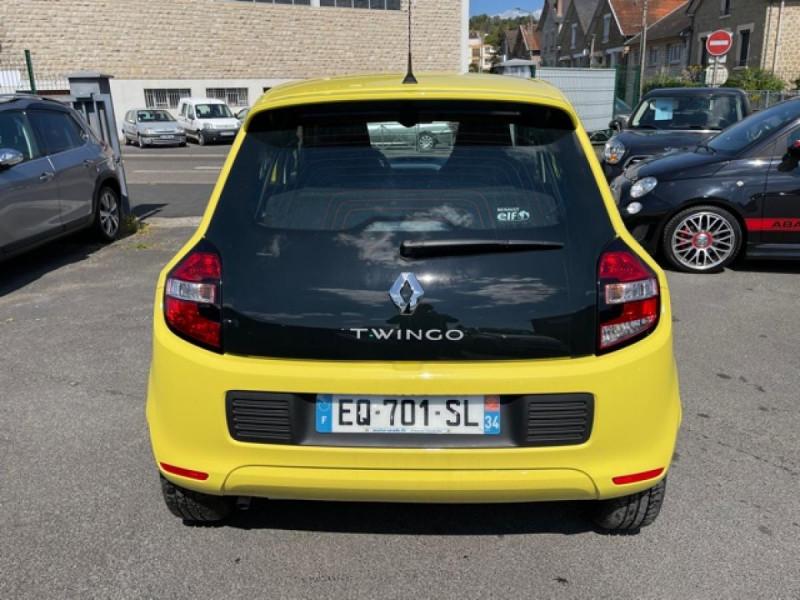 Photo 4 de l'offre de RENAULT TWINGO 1.0SCE-70 ZEN CLIM à 8350€ chez Triplo auto