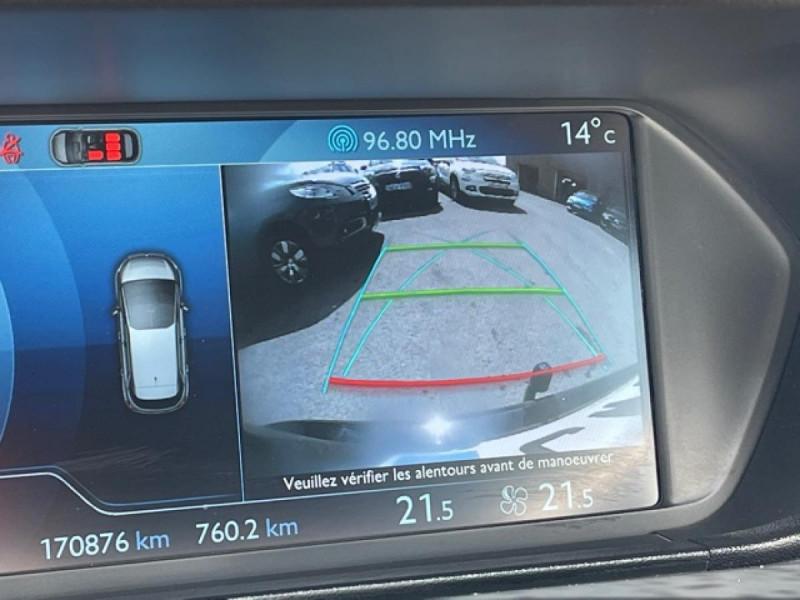 Photo 17 de l'offre de CITROEN C4 PICASSO 1.6 E-HDI115 INTENSIVE GPS RADAR 1ERE MAIN CARNET A JOUR à 8250€ chez Triplo auto