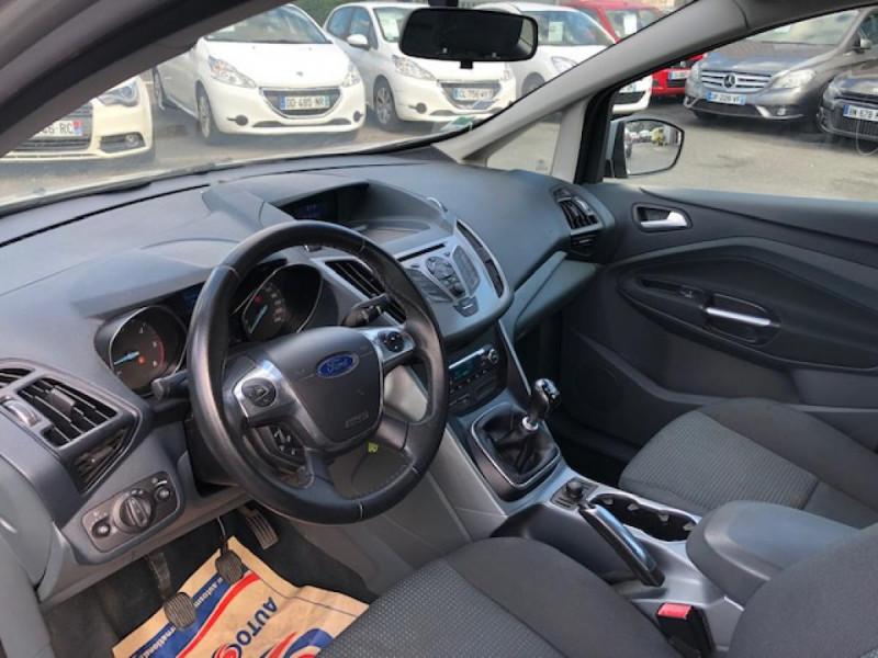 Photo 13 de l'offre de FORD C MAX 1.6 TDCI 95 TITANIUM 96343KM   ATTELAGE à 7990€ chez Triplo auto