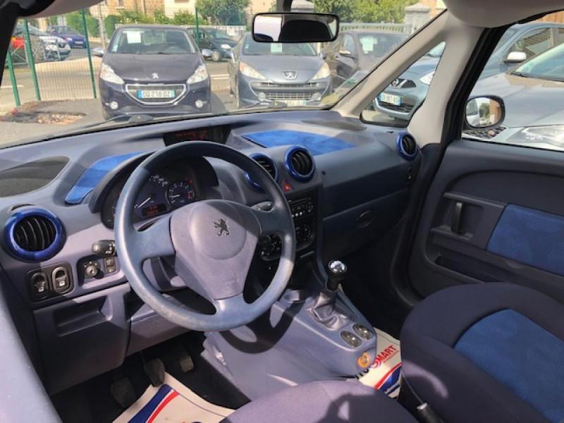 Photo 15 de l'offre de PEUGEOT 1007 1.4I  TRENDY  CLIM GAR3MOIS à 4990€ chez Triplo auto