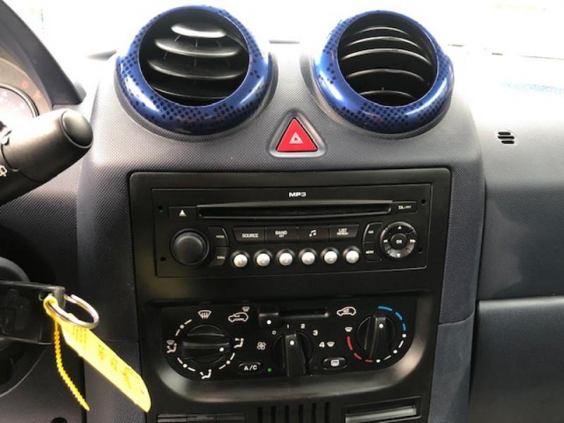 Photo 29 de l'offre de PEUGEOT 1007 1.4I  TRENDY  CLIM GAR3MOIS à 4990€ chez Triplo auto