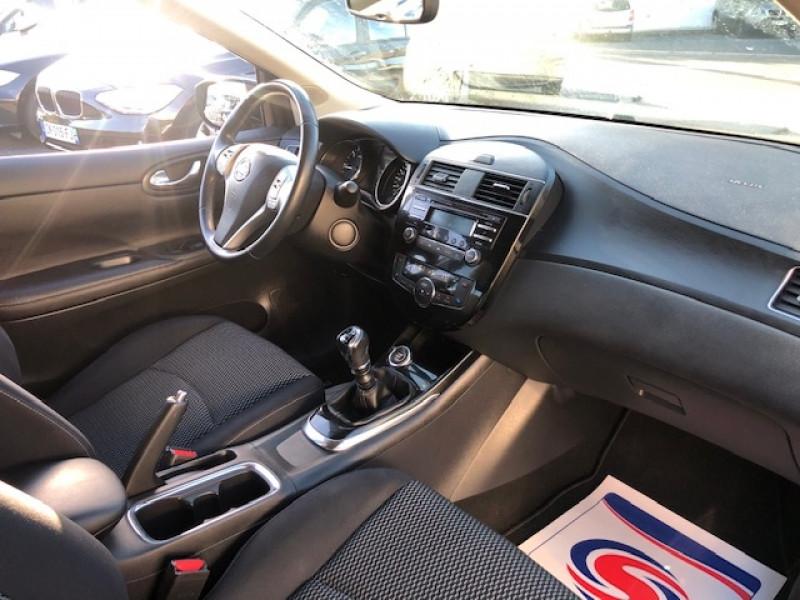Photo 9 de l'offre de NISSAN PULSAR 1.5 DCI110  ACENTA CLIM RADAR à 8990€ chez Triplo auto