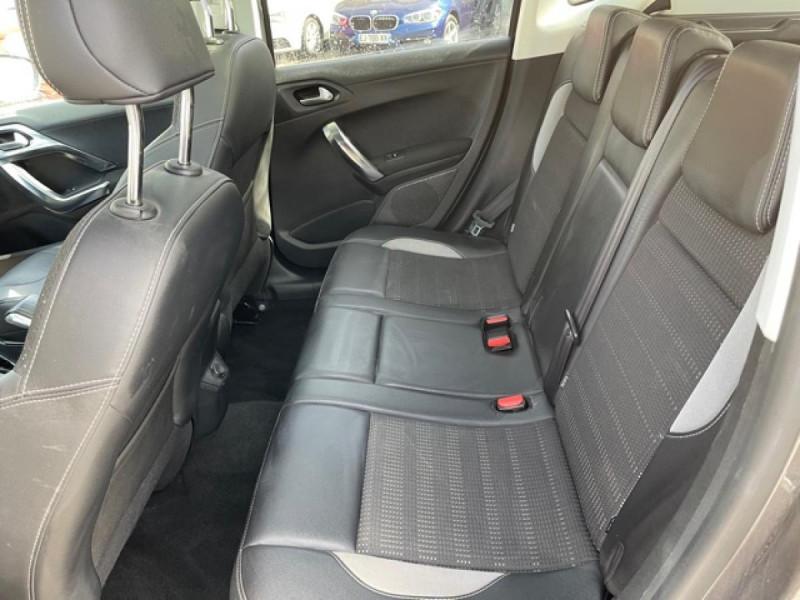 Photo 9 de l'offre de PEUGEOT 2008  1.6 E-HDI FAP - 92  ALLURE    TOIT   GRIPCONTROL à 11990€ chez Triplo auto