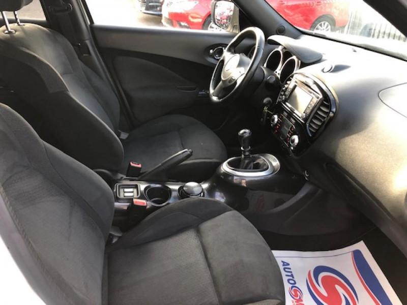 Photo 14 de l'offre de NISSAN JUKE 1.2 DIG-T 115 S&S CONNECT EDITION GPS à 9990€ chez Triplo auto