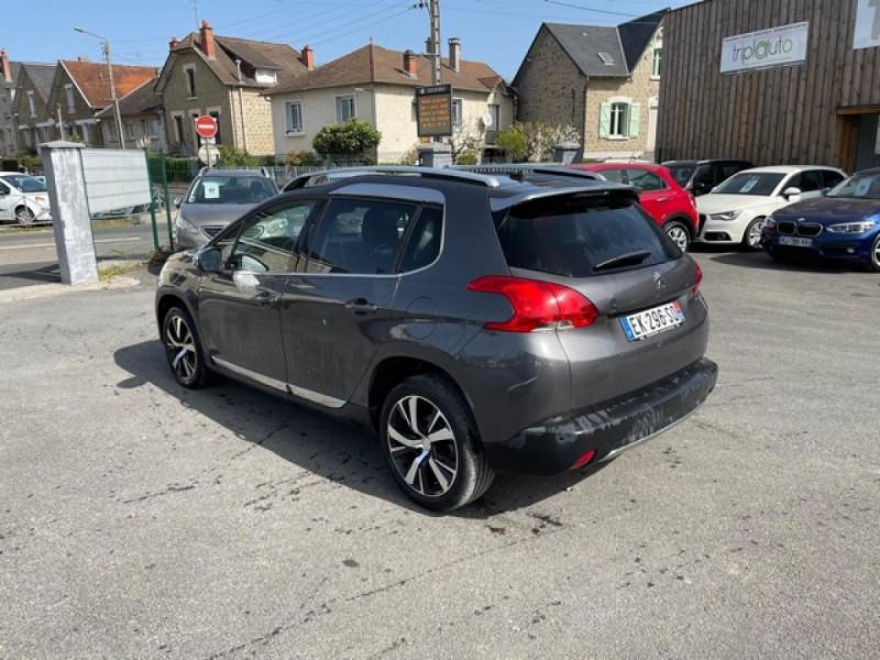 Photo 3 de l'offre de PEUGEOT 2008  1.6 E-HDI FAP - 92  ALLURE    TOIT   GRIPCONTROL à 11990€ chez Triplo auto