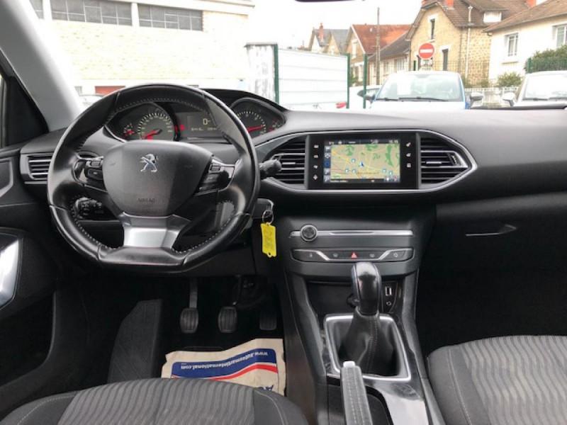 Photo 15 de l'offre de PEUGEOT 308  SW 1.6 HDI 92 ACTIVE GPS RADAR à 7490€ chez Triplo auto