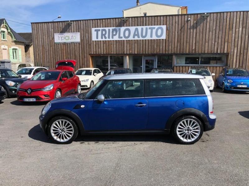 Photo 2 de l'offre de MINI MINI CLUBMAN COOPER D 1.6D110   à 6750€ chez Triplo auto