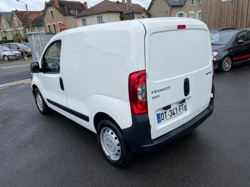 Photo 3 de l'offre de PEUGEOT BIPPER 1.3 HDI75 PACK CLIM  1ERE MAIN   PORTE LATERALE à 7750€ chez Triplo auto
