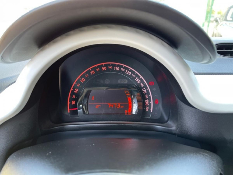 Photo 17 de l'offre de RENAULT TWINGO 1.0SCE-70 ZEN CLIM à 8350€ chez Triplo auto