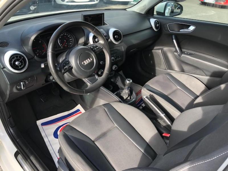 Photo 10 de l'offre de AUDI A1 1.6TDI105  AMBITION CLIM RADAR DISTRI OK à 8990€ chez Triplo auto