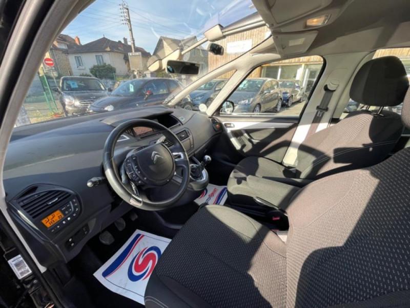 Photo 19 de l'offre de CITROEN C4 PICASSO 1.6 HDIFAP -110  MILLENIUM  GPS à 6990€ chez Triplo auto