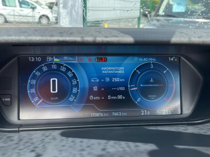 Photo 16 de l'offre de CITROEN C4 PICASSO 1.6 E-HDI115 INTENSIVE GPS RADAR 1ERE MAIN CARNET A JOUR à 8250€ chez Triplo auto