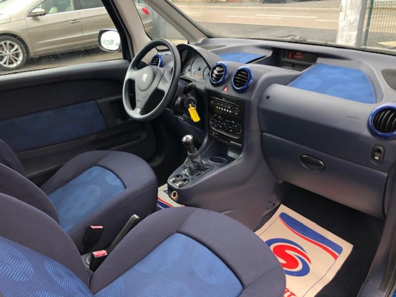 Photo 24 de l'offre de PEUGEOT 1007 1.4I  TRENDY  CLIM GAR3MOIS à 4990€ chez Triplo auto