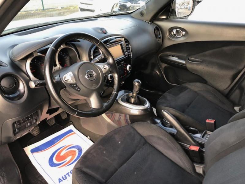 Photo 13 de l'offre de NISSAN JUKE 1.2 DIG-T 115 S&S CONNECT EDITION GPS à 9990€ chez Triplo auto