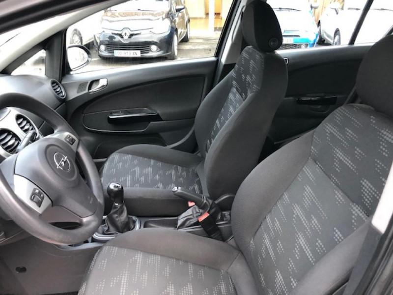 Photo 13 de l'offre de OPEL CORSA 1.3CDTI 75 S&S COLOR EDITION CLIM DISTRI OK à 5490€ chez Triplo auto