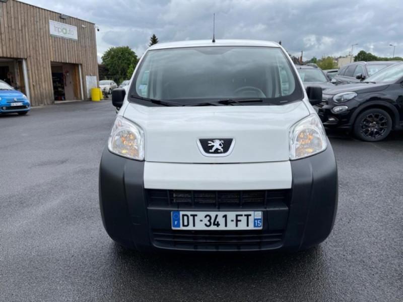 Photo 8 de l'offre de PEUGEOT BIPPER 1.3 HDI75 PACK CLIM  1ERE MAIN   PORTE LATERALE à 7750€ chez Triplo auto