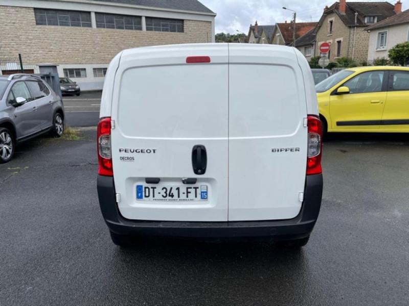 Photo 4 de l'offre de PEUGEOT BIPPER 1.3 HDI75 PACK CLIM  1ERE MAIN   PORTE LATERALE à 7750€ chez Triplo auto