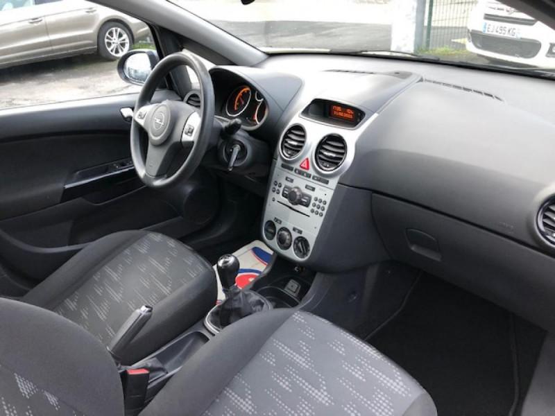 Photo 14 de l'offre de OPEL CORSA 1.3CDTI 75 S&S COLOR EDITION CLIM DISTRI OK à 5490€ chez Triplo auto
