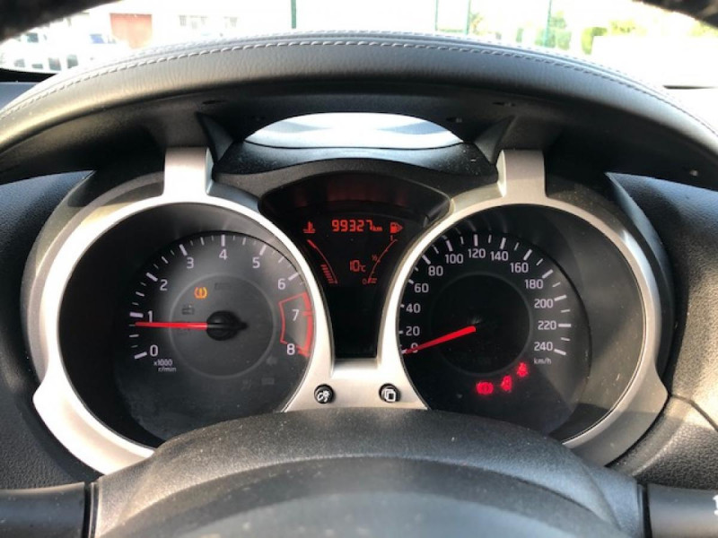 Photo 17 de l'offre de NISSAN JUKE 1.2 DIG-T 115 S&S CONNECT EDITION GPS à 9990€ chez Triplo auto