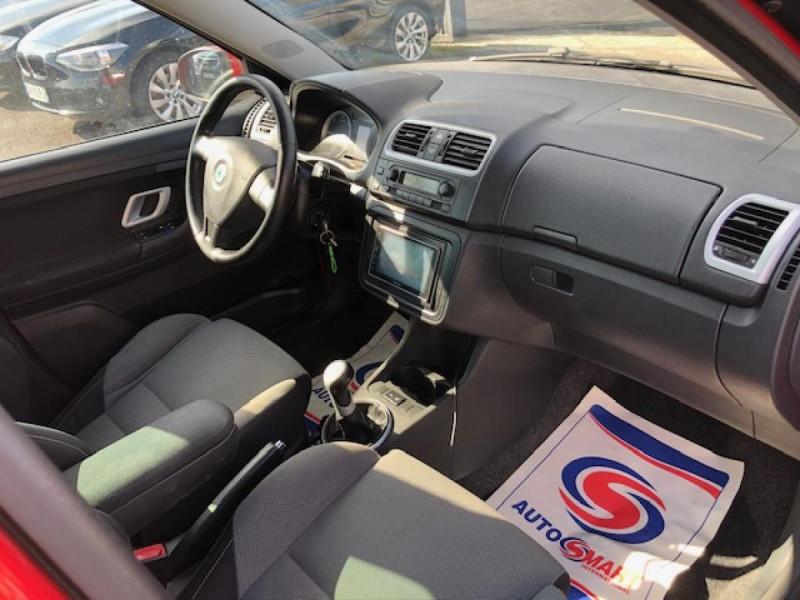 Photo 11 de l'offre de SKODA FABIA 1.9 TDI105 RS LINE CLIM GAR3M DISTRI OK à 4990€ chez Triplo auto