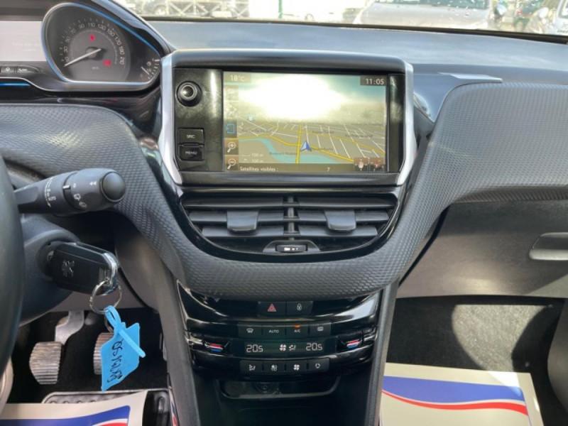 Photo 14 de l'offre de PEUGEOT 2008  1.6 E-HDI FAP - 92  ALLURE    TOIT   GRIPCONTROL à 11990€ chez Triplo auto