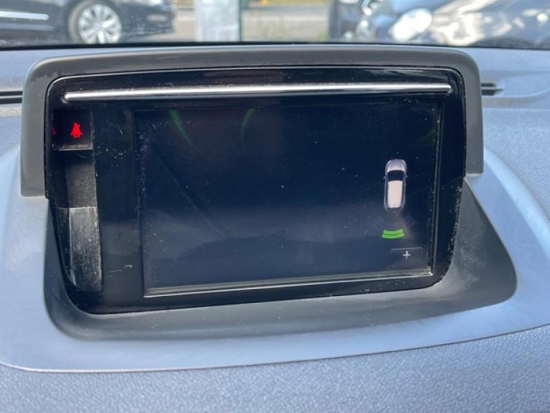 Photo 23 de l'offre de RENAULT MEGANE 1.5DCI-110  BUSINESS GPS RADAR RECUL à 7990€ chez Triplo auto