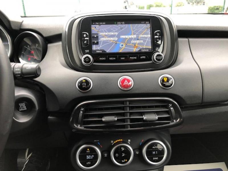 Photo 17 de l'offre de FIAT 500X 1.6 MJT120 S-DESIGN GPS RADAR 1ERE MAIN à 10990€ chez Triplo auto