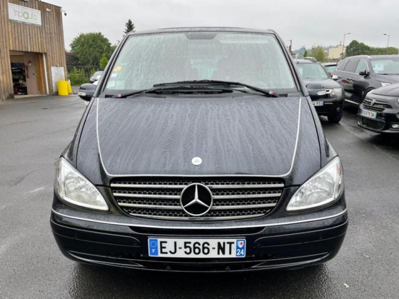 Photo 7 de l'offre de MERCEDES-BENZ VIANO 2.2CDI150 BVA COMPACTAMBIENTE CLIM GPS CAMERA à 15490€ chez Triplo auto