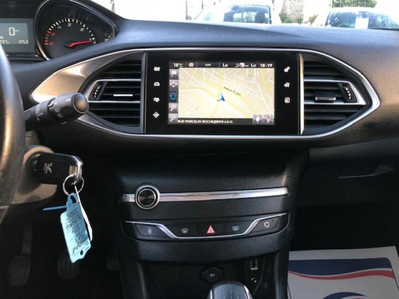 Photo 16 de l'offre de PEUGEOT 308  1.6 BLUEHDI S&S - 100  ACTIVE BUSINESS GPS  à 10850€ chez Triplo auto