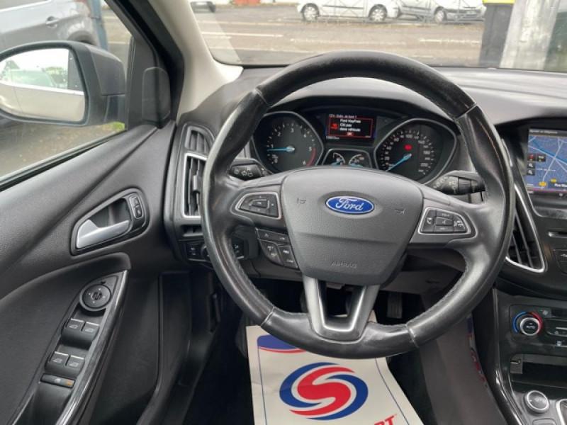 Photo 16 de l'offre de FORD FOCUS SW 1.6TDCI115 TITANIUM GPS  à 8990€ chez Triplo auto