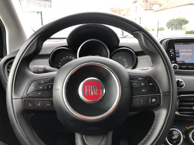 Photo 16 de l'offre de FIAT 500X 1.6 MJT120 S-DESIGN GPS RADAR 1ERE MAIN à 10990€ chez Triplo auto