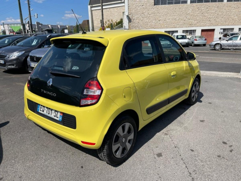 Photo 5 de l'offre de RENAULT TWINGO 1.0SCE-70 ZEN CLIM à 8350€ chez Triplo auto