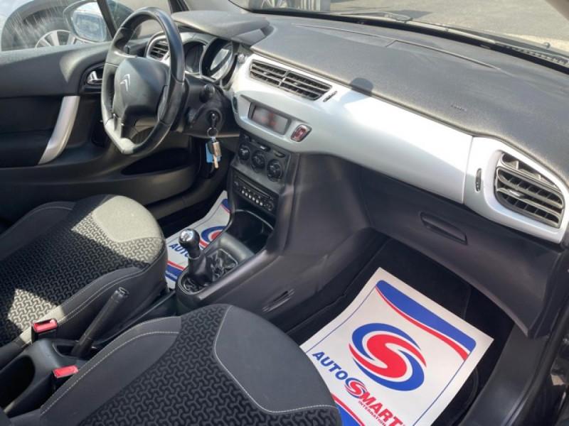 Photo 12 de l'offre de CITROEN C3  1.4I 75CV CONFORT CLIM à 5650€ chez Triplo auto