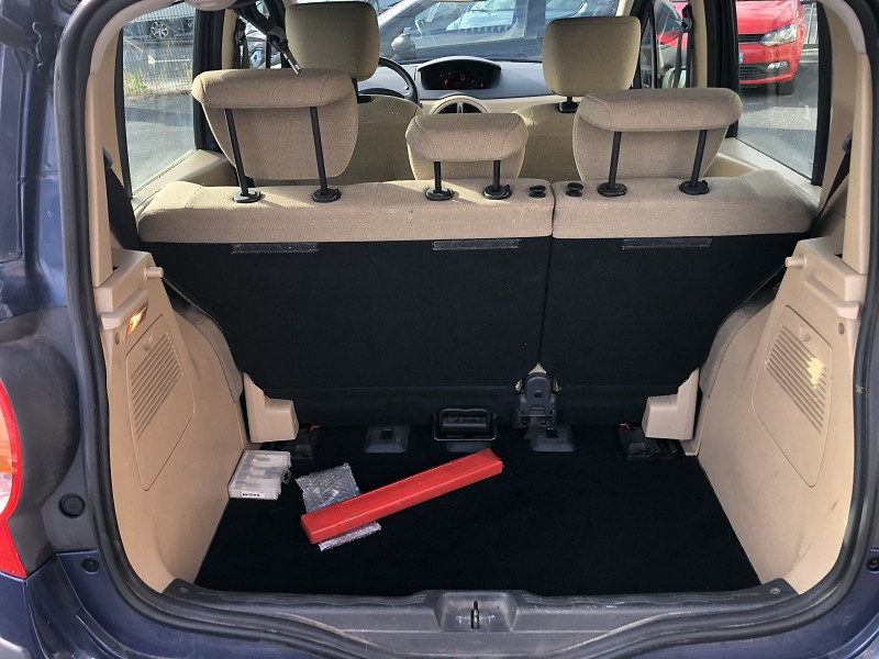 Photo 7 de l'offre de RENAULT MODUS 1.6I 113   PACK CLIM DYNAMIQUE  à 3490€ chez Triplo auto