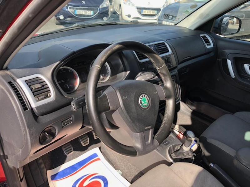 Photo 13 de l'offre de SKODA FABIA 1.9 TDI105 RS LINE CLIM GAR3M DISTRI OK à 4990€ chez Triplo auto