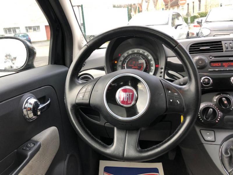 Photo 16 de l'offre de FIAT 500 1.2I 69 LOUNGE CLIM   DISTRI OK   ENTRETIEN OK GAR3MOIS à 5490€ chez Triplo auto