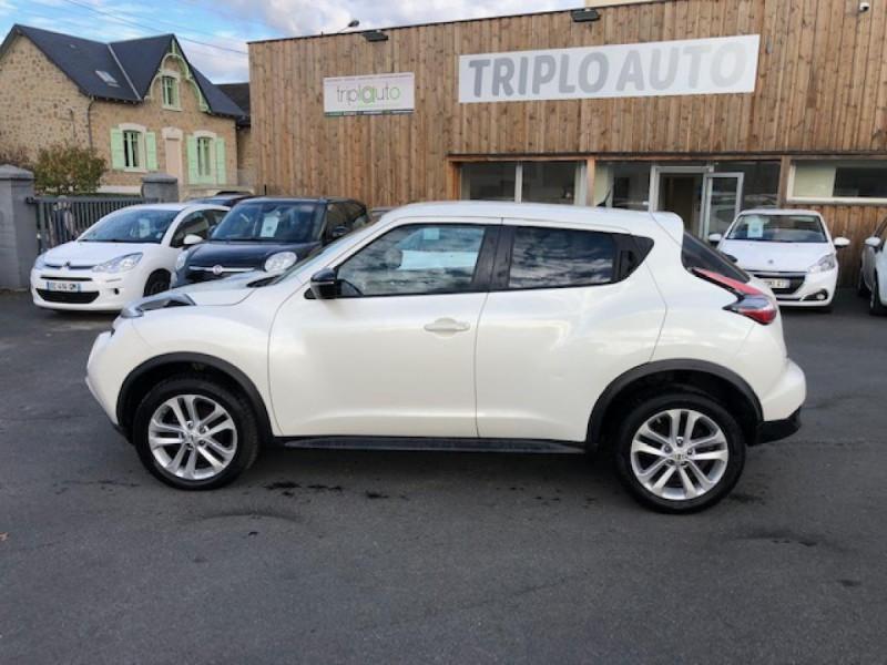 Photo 2 de l'offre de NISSAN JUKE 1.2 DIG-T 115 S&S CONNECT EDITION GPS à 9990€ chez Triplo auto