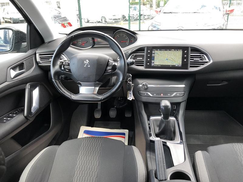Photo 11 de l'offre de PEUGEOT 308  SWII 1.2I-110STYLE S&S GPS RADAR GAR6MOIS à 10990€ chez Triplo auto