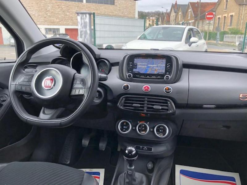 Photo 14 de l'offre de FIAT 500X 1.6 MJT120 S-DESIGN GPS RADAR 1ERE MAIN à 10990€ chez Triplo auto