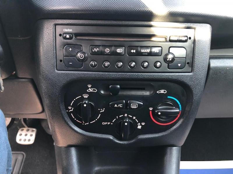 Photo 13 de l'offre de PEUGEOT 206  1.4 HDI70 URBAN MOVE  CLIM  à 5990€ chez Triplo auto