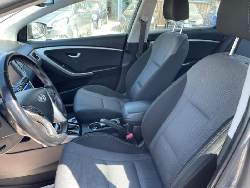 Photo 13 de l'offre de HYUNDAI I30 1.6 CRDI - 110 - BVA DCT-7 EXECUTIVE GPS à 10990€ chez Triplo auto